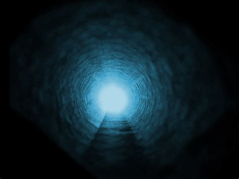 A Light At The End Of The Tunnel  Tamsen Garrie