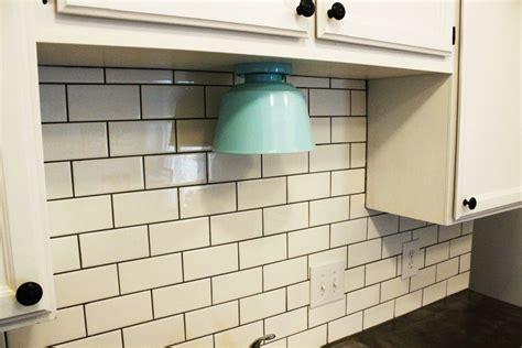 kitchen backsplash how to how to install a subway tile kitchen backsplash