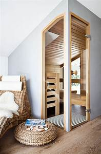 Sauna Für Badezimmer : zu hause bei claudia horstmann am tegernsee modern ~ Watch28wear.com Haus und Dekorationen