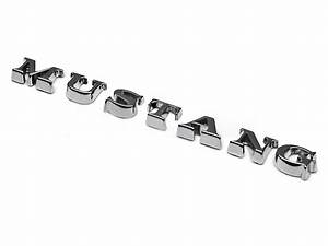 mustang mustang lettering emblem chrome 05 09 all With chrome mustang letters