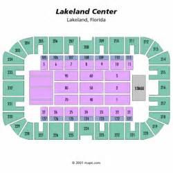 Lakeland Center Seating Chart