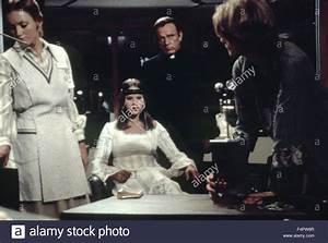 Linda Blair and Richard Burton / Exorcist II: The Heretic ...
