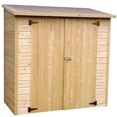 armadi per esterno in legno legnaie in legno da esterno chiuse casette in legno
