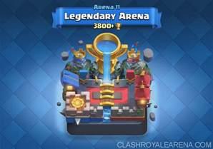 11 Royale Legendary Arena Clash