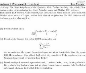 Limes Berechnen Erklärung : matlab file symbolisch summen und limes berechnen ~ Themetempest.com Abrechnung