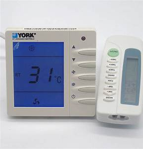 York Digital Temperature Controller Thermostat With Remote