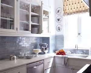 Light Blue Kitchen Backsplash White And Grey Subway Tile Designs Furnitureteams