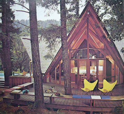 aframe homes a frame cabin live
