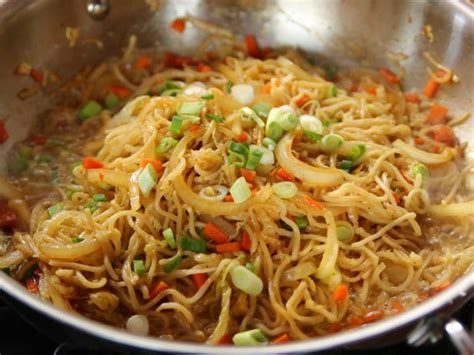 chow chow recipe chow mein recipe ree drummond food network