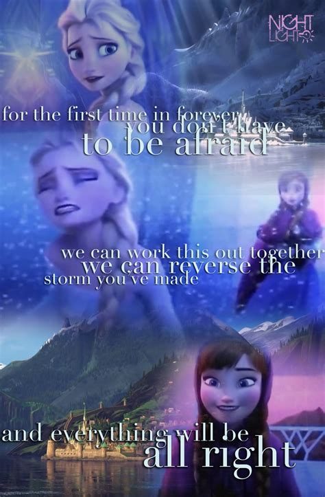 first time in forever reprise ~ anna and elsa disney frozen fan art by liz here i stand