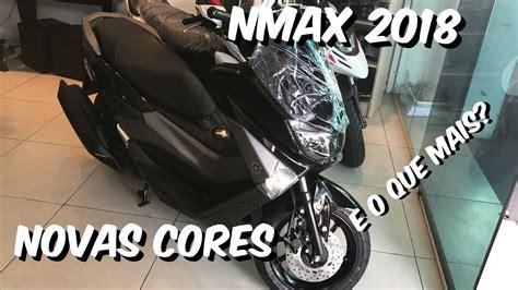 Nmax 2018 O Que Mudou nmax 2018 o que mudou