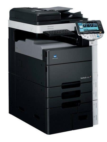 You can adjust your cookie preferences at the bottom of this page. KONICA BIZHUB C552 DRIVER DOWNLOAD