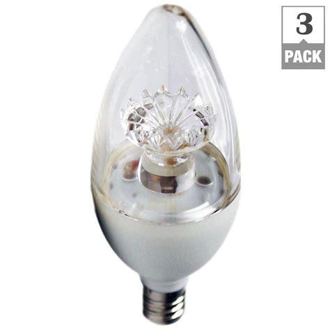 ecosmart 40w equivalent soft white b11 led light bulb 3
