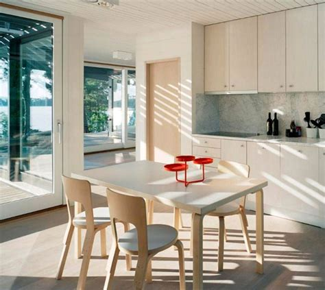 20 minimalist modern kitchen tables for small spaces