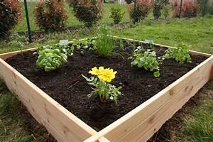 Jardin En Carré : faire un potager bricobistro ~ Premium-room.com Idées de Décoration