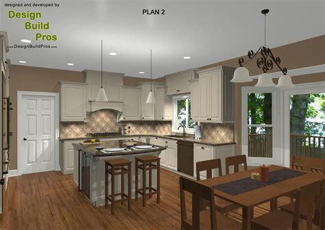 Kitchen Remodel With Oil Rubbed Bronze Appliances and