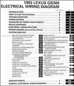 2006 Lexus Gs 300 Wiring Diagram