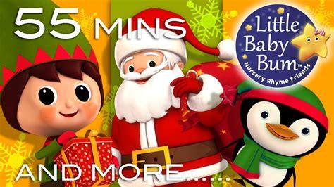 Jingle Bells  Christmas Songs  Little Baby Bum Nursery