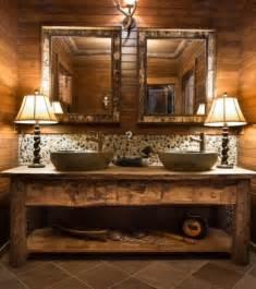 badezimmer ideen holz rustikale badmöbel ideen das badezimmer im landhausstil einrichten