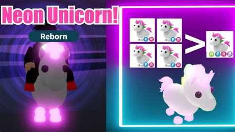 In this article we show you all the valid codes for adopt me. Making Neon Unicorn In Adopt Me (Roblox) - YouTube