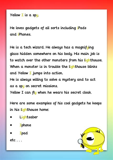 phonics worksheets activities monster phonics