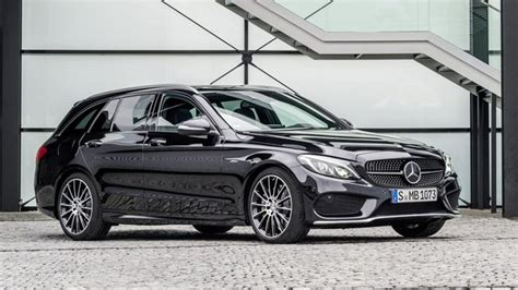mercedes  sport amg wagon review top speed