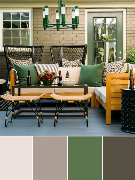 Unexpected Fall Color Palette Ideas  Hgtv's Decorating