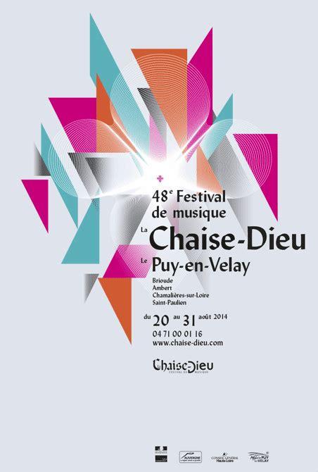 festival de la chaise dieu hartland villa festival de la chaise dieu identit 233 visuelle festival de la chaise dieu