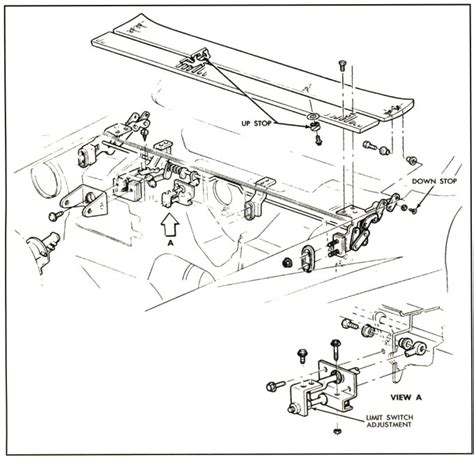 Corvette Service Bulletin Windshield Wiper System