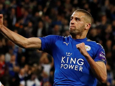 Islam Slimani joins Lyon as Atletico Madrid sign Moussa ...