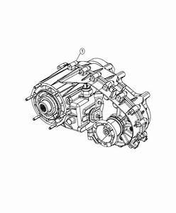 2014 Jeep Wrangler Case  Transfer Case  Check S  S Note