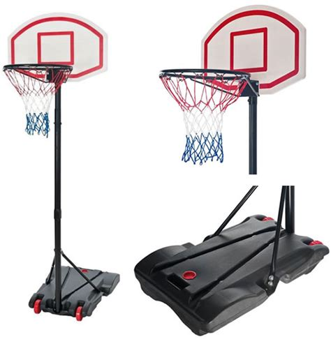 Free Standing Basketball Set Basket Ball Net Hoop