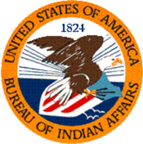 interior bureau of indian affairs us history timeline timetoast timelines
