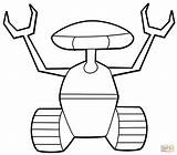 Robot Coloring Robots Pages Drawing Printable Mask Lego War Clipart Boys Easy Draw Battlebot Drawings Exclusive Practice Fighting Paintingvalley Clip sketch template
