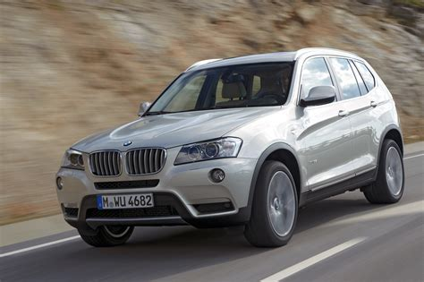 Fifth Gear Drives The New Bmw X3