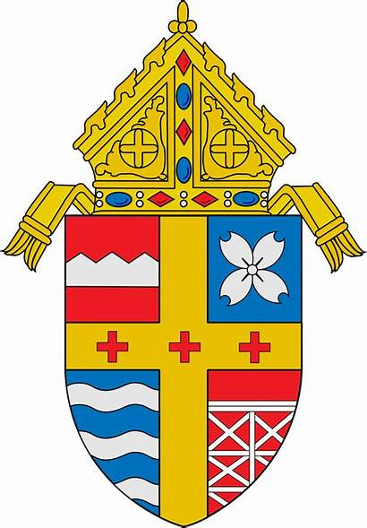 Catholic Diocese Roman Knoxville Svg Coa Arms