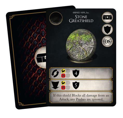 dark souls  card game steamforged games