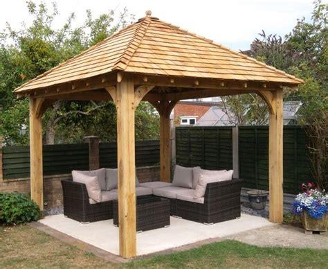 wooden garden gazebo wooden gazebo www glenfort outdoor spaces backyard