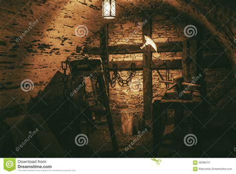 chambre des tortures chambre de photo stock image 56288701
