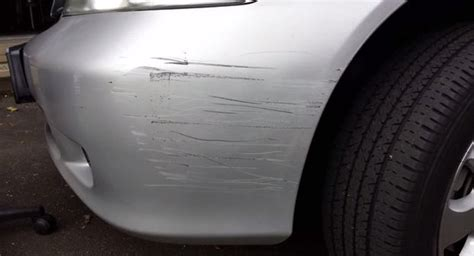 innovative ways  fixing scratches   cars plastic