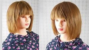 Coupe En Or : coupe cheveux carr d grad short layered bob haircut corte de pelo corto en capas youtube ~ Medecine-chirurgie-esthetiques.com Avis de Voitures