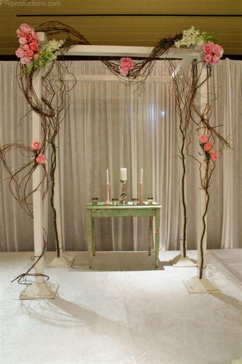 Simple Wedding Alter Wedding Alters Diy Wedding Arch
