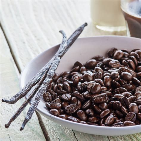 French Vanilla Whole Bean Coffee 200gm