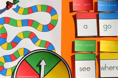 free printable sight word 846   printable sight word game for boys learning to read