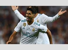Marco Asensio mocked online for missing Real Madrid match