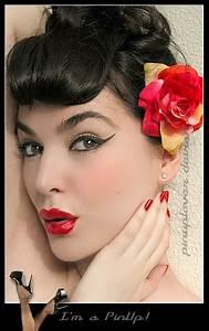 Light Pink Bandana Because I Love Life Costume 5 1940s And 1950s Pin Up