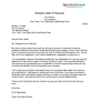 how to write a formal letter of request pdf letter of request crna cover letter