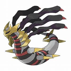 Giratina - The Pokémon Wiki