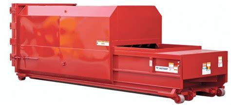 waste link trash compactor sales and service