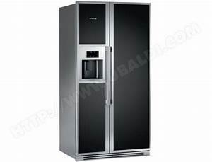 Refrigerateur 1 Porte Noir : frigo americain pas cher ~ Dailycaller-alerts.com Idées de Décoration